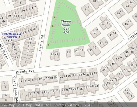 Cheng Soon Garden (D21), Semi-Detached - For Sale #76621342