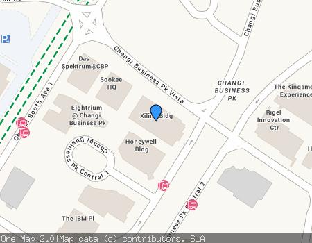 Changi Business Park Vista project photo