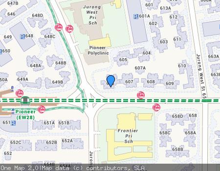 Blk 658 Jurong West Street 65 S640658