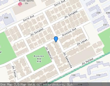 Jalan Samarinda Landed Location Map - Nearby MRT\'s, Schools, Malls ...