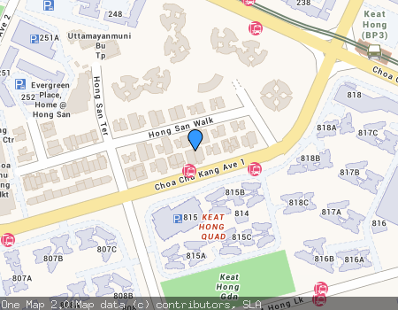 Choa Chu Kang Avenue 1 project photo