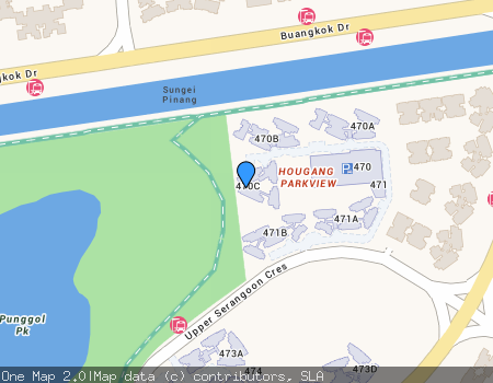 Upper Serangoon Crescent project photo