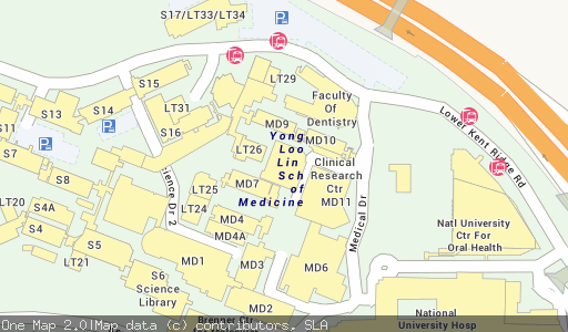 Map for postal code 117510